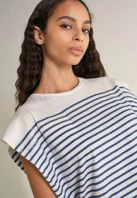Salsa - SAMARA  - Print T-shirt - blau - 3
