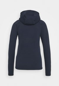 Peak Performance - CHILL ZIP HOOD - Fleece jacket - blue shadow - 1