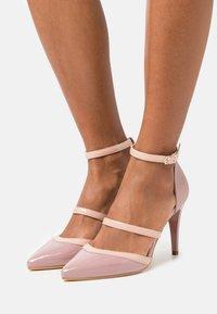 Anna Field - Zapatos altos - lilac - 0