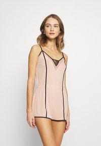 LASCANA - PLAYSUIT - Pyjamas - rose - 0