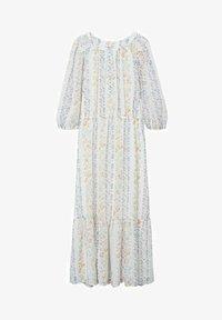 Violeta by Mango - Maxi dress - cremeweiß - 4