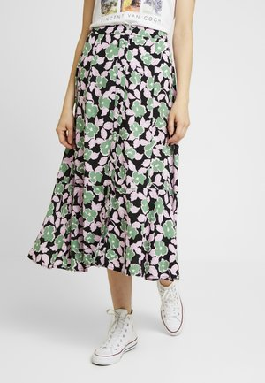 SARAHLOU - A-line skirt - black