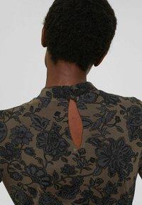 Esprit Collection - AUSGESTELLTES  - Day dress - dark brown - 4