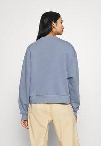Weekday - AMAZE  - Sweatshirt - dove blue - 2