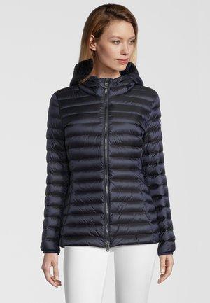MIT KAPUZE - Down jacket - navy