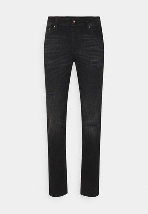 JJITIM JJORIGINAL - Jeans Slim Fit - black denim