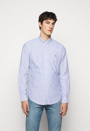 OXFORD - Camicia - blue/white