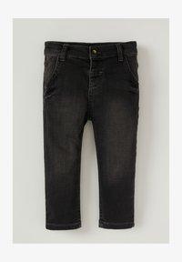 DeFacto - Straight leg jeans - anthracite - 0