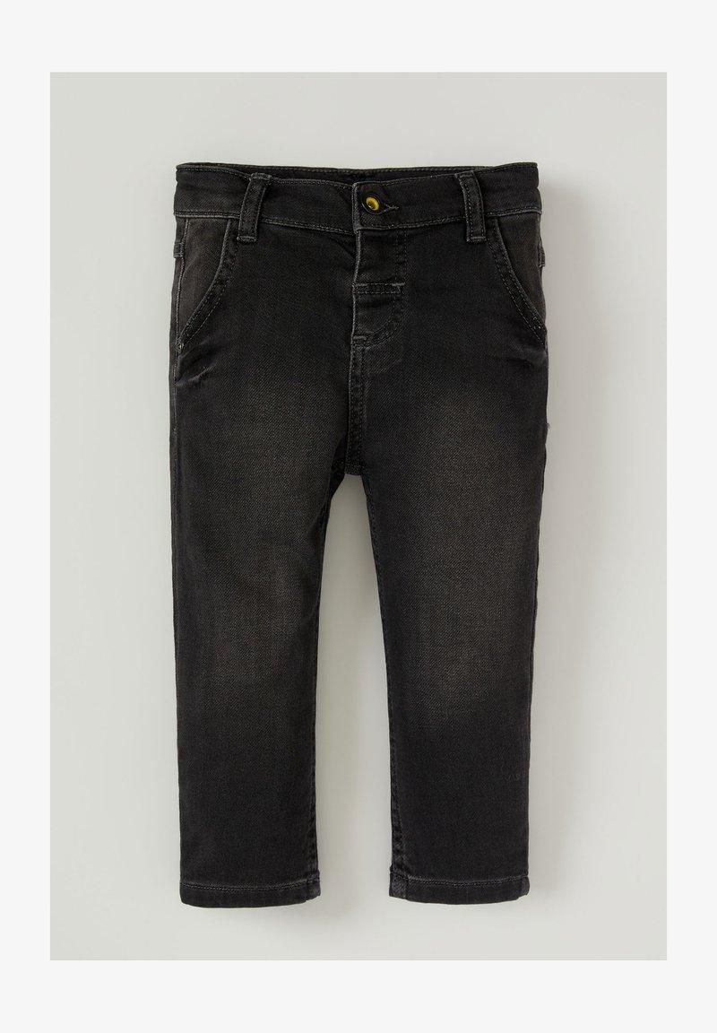 DeFacto - Straight leg jeans - anthracite