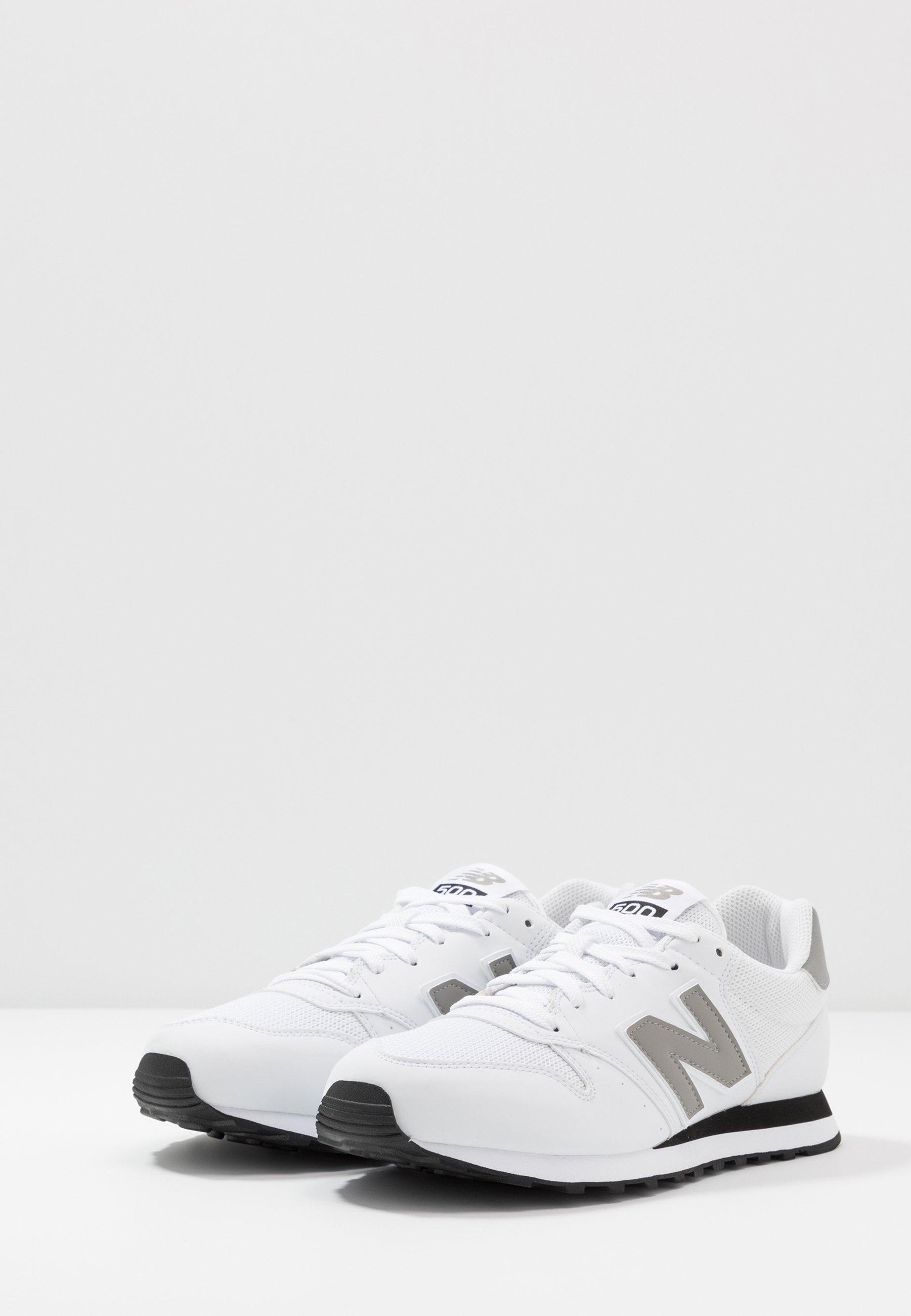 New Balance 500 - Sneakers basse - white/bianco - Zalando.it