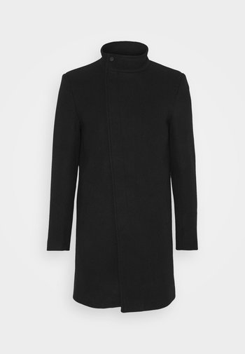 ONSOSCAR STAR COAT  - Klasický kabát - black
