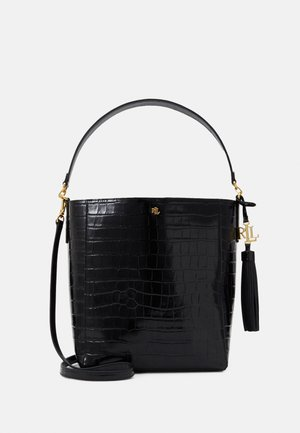 ADLEY SHOULDER - Handbag - black