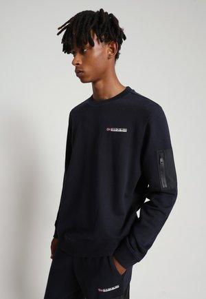 BEDO - Sweatshirt - blu marine