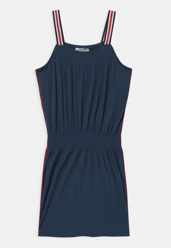 TEEN GIRLS - Jersey dress - blue