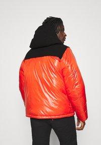 Champion Reverse Weave - HOODED JACKET - Winter jacket - red - 2