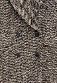 Mango - Winter coat - grijs - 7