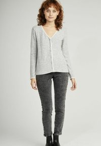 NAF NAF - Cardigan - grey - 1