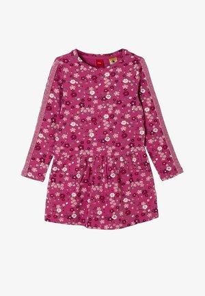 Day dress - pink aop