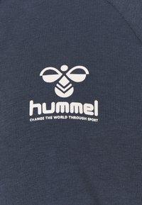 Hummel - Hoodie - blue nights - 5