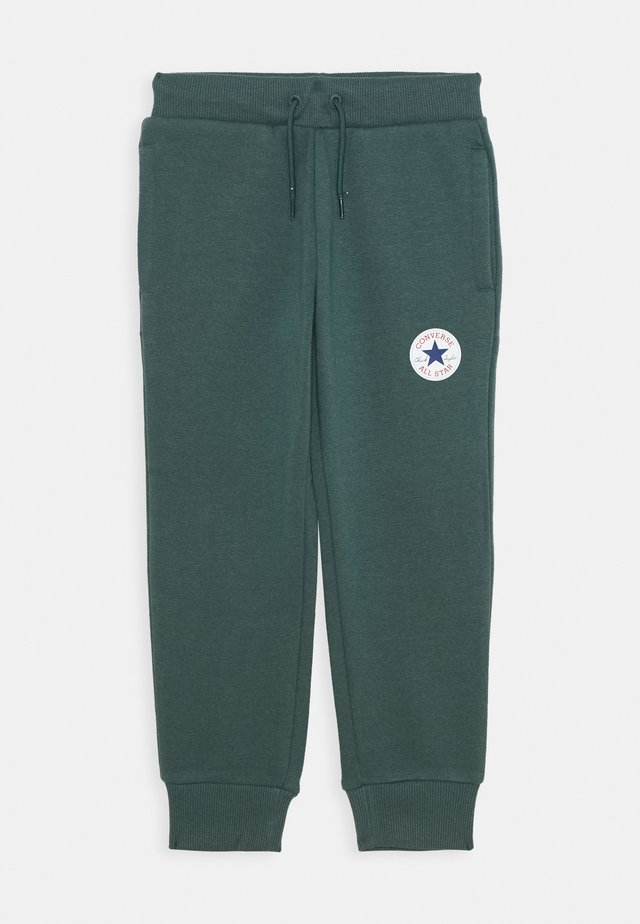 CHUCK PATCH - Tracksuit bottoms - faded spruce