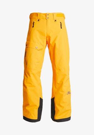 BREVENT PANTS - Zimní kalhoty - cadmium yellow