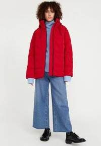 Finn Flare - Winter jacket - red - 2