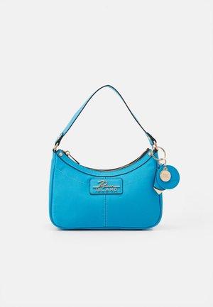 Handbag - blue light