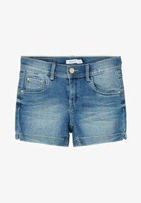 Name it - Shorts vaqueros - light blue denim - 0