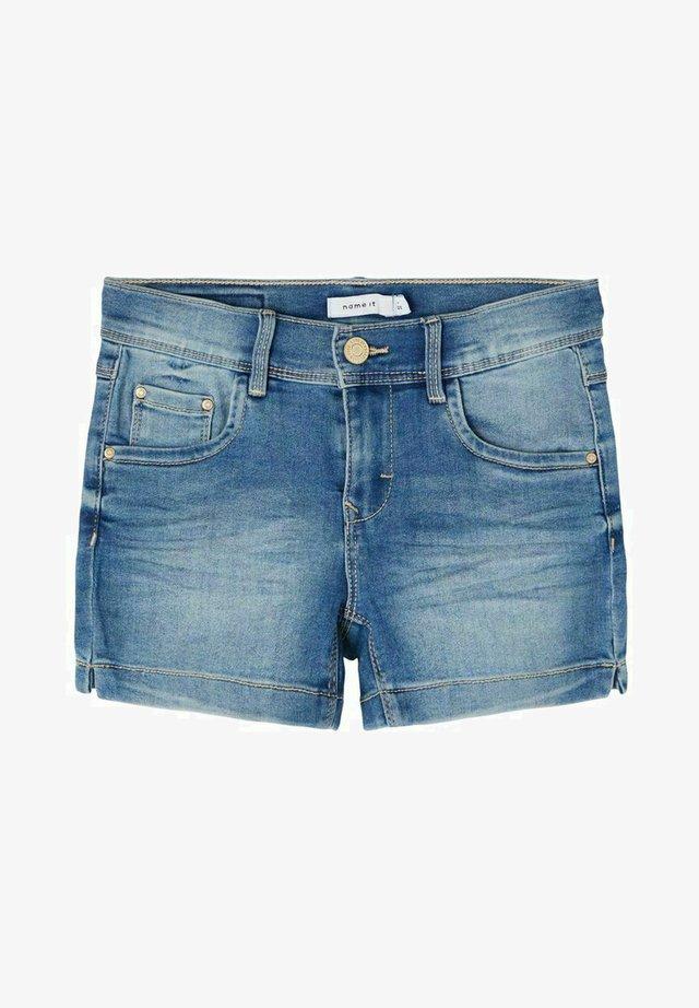 Shorts vaqueros - light blue denim