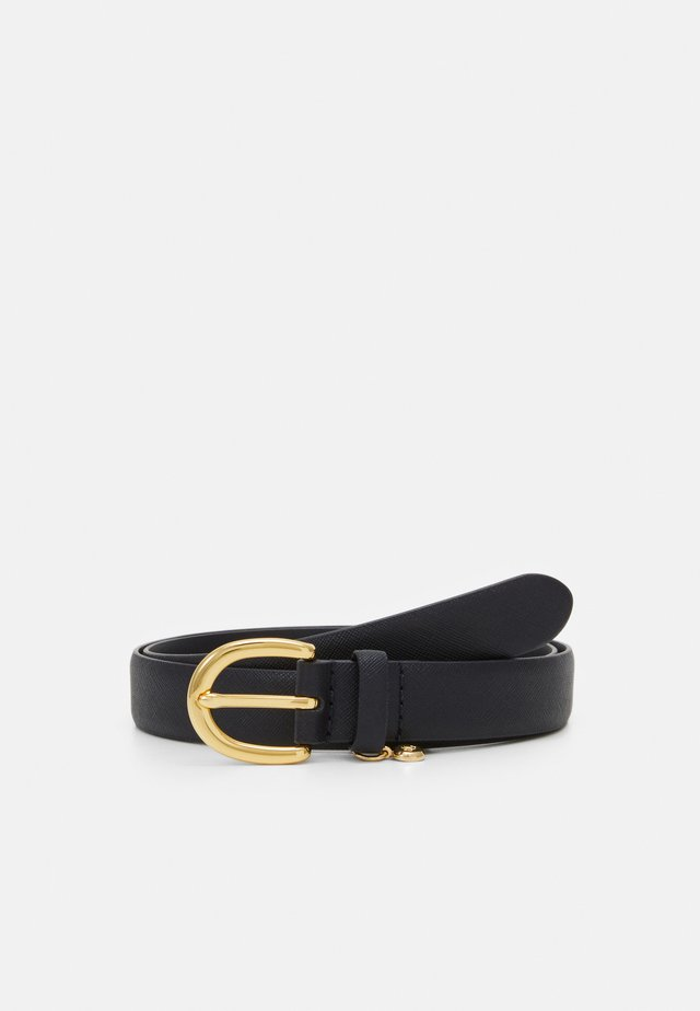 CHARM CASUAL - Belt - navy