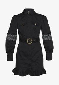 River Island - Košilové šaty - black - 6