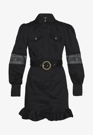 Sukienka koszulowa - black