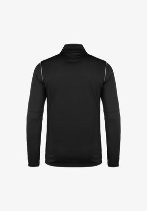 Veste de survêtement - black / white