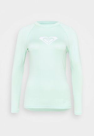 WHOLEHEARTED - Rash vest - brook green