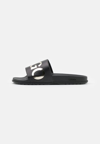 TIME OUT - Mules - black