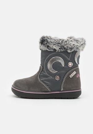 Winter boots - grigio scuro