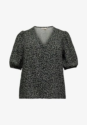 CARLOLLI - Blouse - black