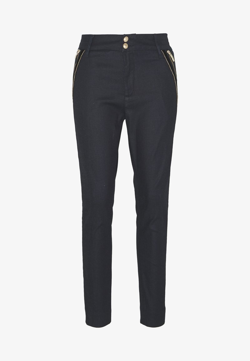 Mos Mosh - MILTON GALLERY PANT - Trousers - blue