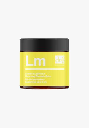 LEMON SUPERFOOD RESCUING REMEDY BALM  - Face cream - -