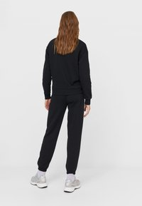 Stradivarius - SET - Tracksuit - black - 3
