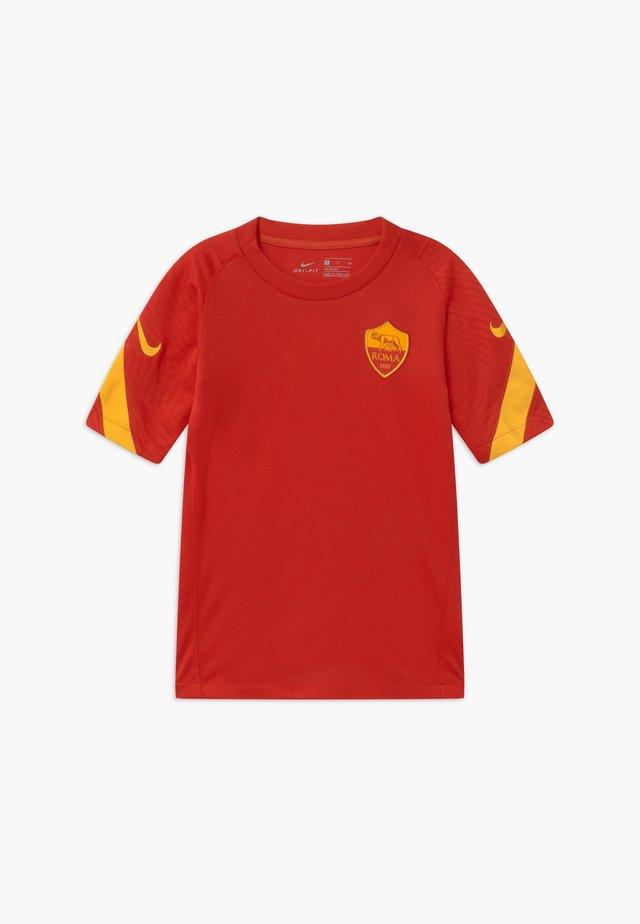 AS ROM - Club wear - university red /university gold