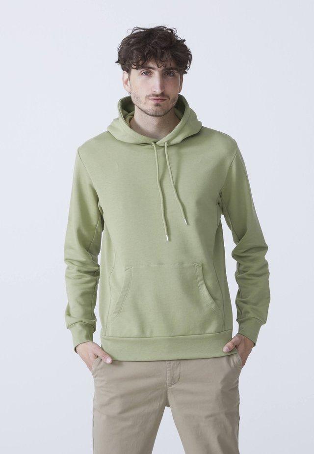 JONES - Hoodie - light green