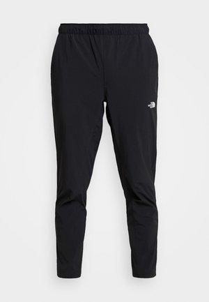 TECH PANT - Pantalones deportivos - black