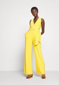 Lauren Ralph Lauren - CLASSIC - Jumpsuit - true marigold - 0