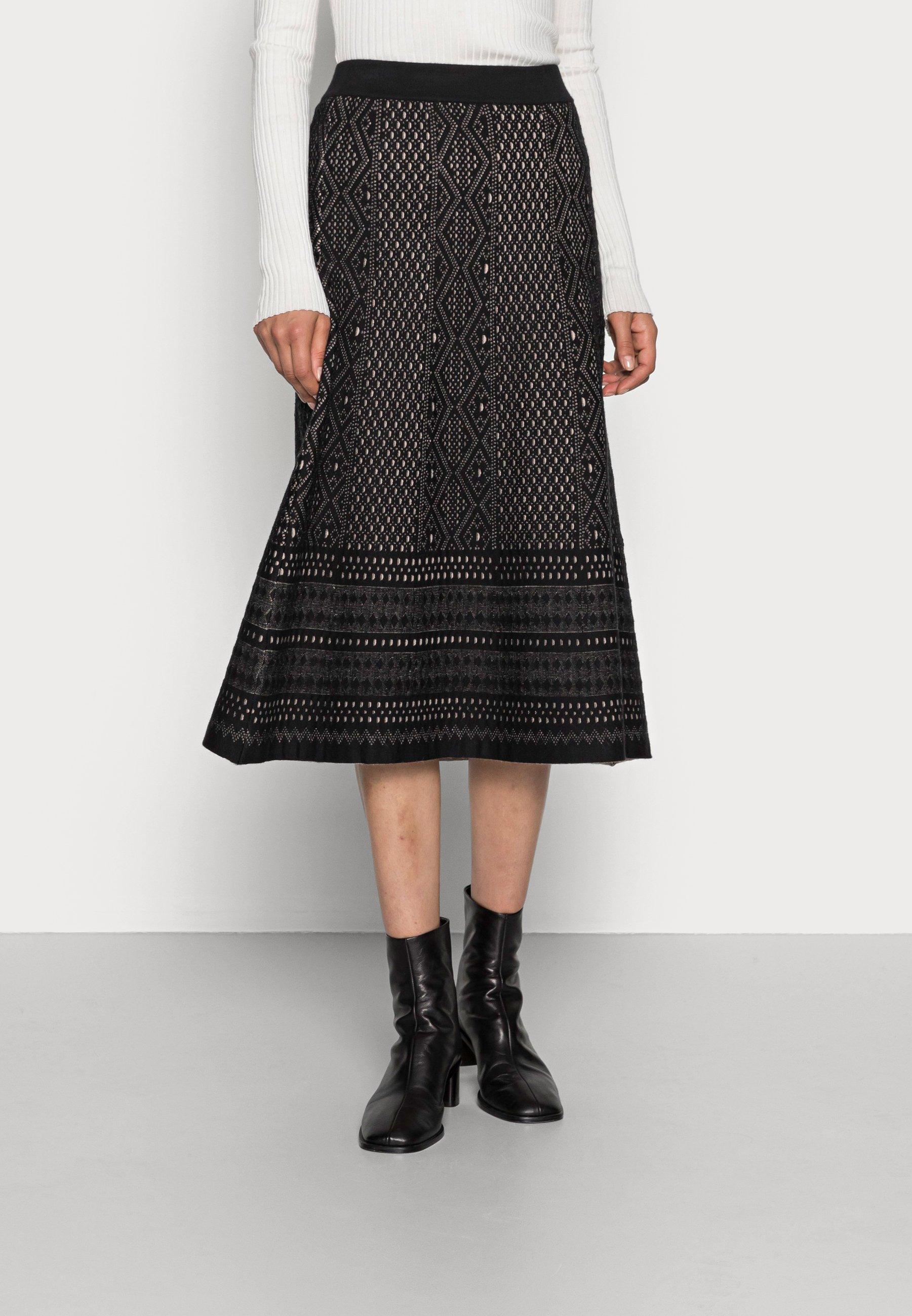 Women CABANE - A-line skirt