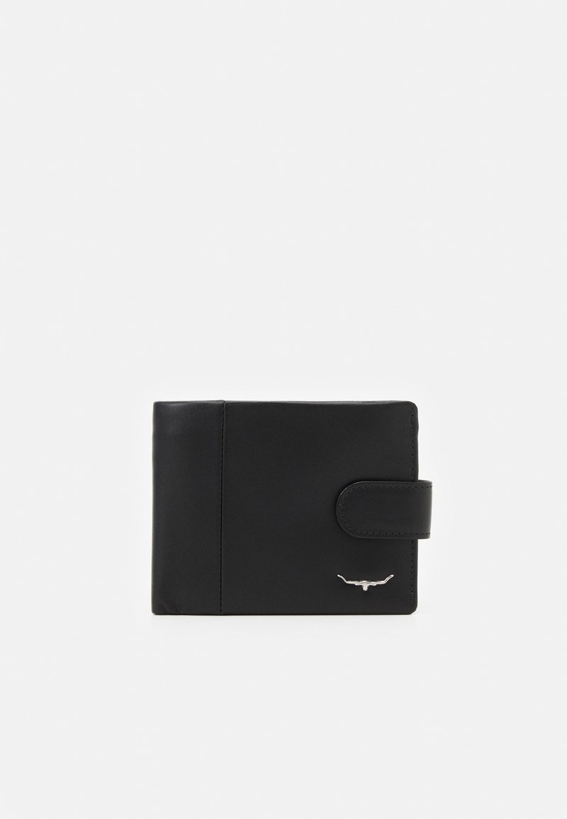 R. M. WILLIAMS - CLASSIC WITH COIN POCKET - Wallet - black