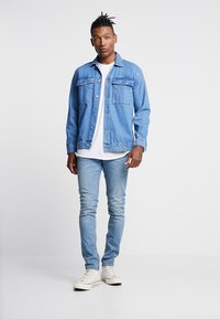 Blend - Slim fit jeans - denim light blue - 1