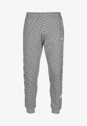 Tracksuit bottoms - particle grey / iron grey / white