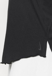 Nike Performance - YOGA CORE COLLECTION TANK - Sports shirt - black/smoke grey