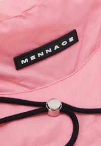 Mennace - FISHERMAN HAT UNISEX - Klobouk - pink - 3